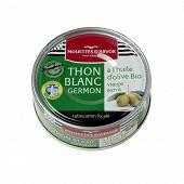 Les mouettes d'arbor thon blanc à l'huile d'olive bio 160g