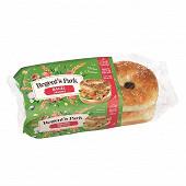 Regent's Park 4 bagels sésames 250g