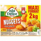 Isla Délice nuggets halal pack familial 2 kg