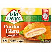 Isla Délice 4 cordons bleus halal 400 g