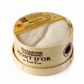 Patrimoine Gourmand mont d'or AOP au lait cru 25%mg 480g