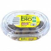 Nature Bio olives bio à l'ail 125g
