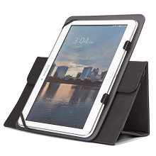 """Case Logic Protection rotative pour tablette 9"""" à 10"""" CRUE-1110K"""