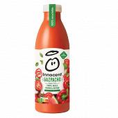 Innocent gazpacho rouge tomate et basilic 750ml