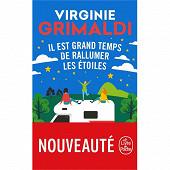 Virginie Grimaldi - Il est grand temps de rallumer les étoiles