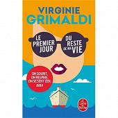 Virginie Grimaldi - Le premier jour du reste de ma vie