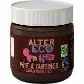 Alter Eco pâte à tartiner sans huile de palme 270g