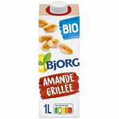 Bjorg lait d'amande grillée 1l