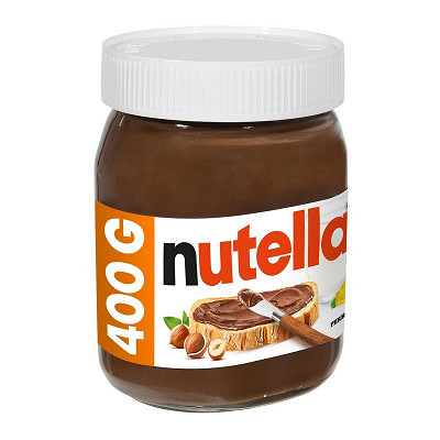Nutella Nutella pot 400g