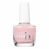 Gemey Maybelline vernis à ongles Tenue&Strong N°113 barely sheer NU