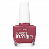 Gemey Maybelline vernis à ongles Tenue&Strong N°202 vrai rose NU