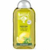 Le petit marseillais shampooing purifiant ortie blanche & citron bio 250ml
