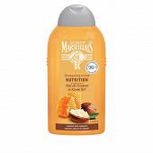 Le petit marseillais shampooing nutrition miel de provence & karité bio 250ml