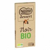 Nestlé Dessert tablette de chocolat noir bio 170g