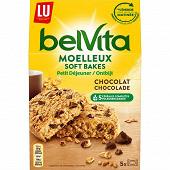 Lu belvita gateau moelleux chocolat 250g
