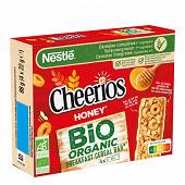 Barres cheerios bio x4 88g