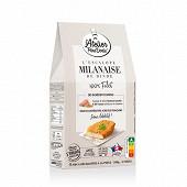 L'Atelier Père Dodu escalope milanaise de dinde 100% filet cuit 200g