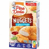 Père Dodu l'authentique nuggets 100% filet de poulet 220g