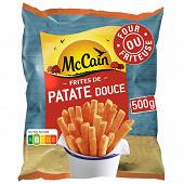 Mccain frites de patate douce 500g
