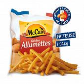 Mccain frites golden allumettes 1.040kg