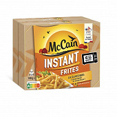 Mccain frites micro-ondables instant frites coupe classique 280g