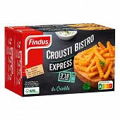 Findus croust'bistro crinkle 2X130G