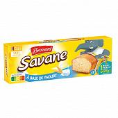 Brossard savane pocket yaourt x7 210g