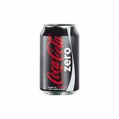 Coca-Cola zéro boite 33cl