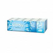 Kleenex original 15 étuis mini de mouchoirs