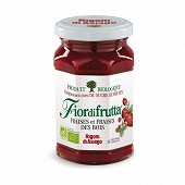 Rigoni di asiago Fiordifrutta fraise/ fraise des bois bio 250g