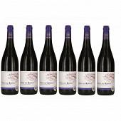 Côtes du Rhône rouge L'âme du terroir 6x75cl 13% Vol.