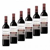 L'âme du terroir vin de pays OC cabernet sauvignon 6x75cl 13.5% Vol.
