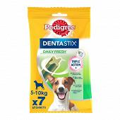 Pedigree dentastix fresh petits chiens 110g