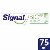 Signal bio dentifrice fraicheur naturelle tube 75ml