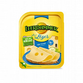 Leerdammer leger 8 tranches 17%mg 200g