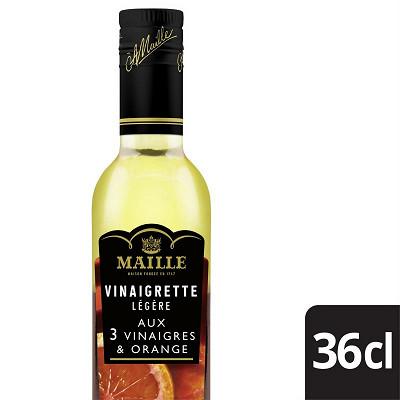Maille Maille vinaigre balsamique de Modène aromatisé orange amère 360ml