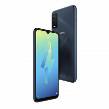 "Wiko Smartphone 6.82"" POWER U10 32+3GO LS CARBONE BLUE"