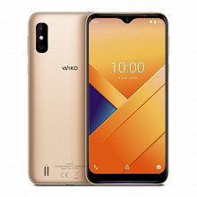 """Wiko Smartphone 6.2"""" Y81 GOLD LS"""