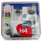 Cora coffret ampoules H4