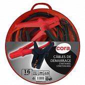 Cora cables de démarrage 16mm 3m