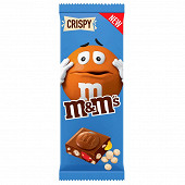 Tablette M&M'S crispy 150g