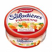 Saupiquet saladières Parisienne snacking 1/3 220g
