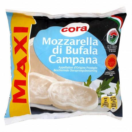 Cora mozzarella di bufala aop 200g
