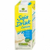 Alnatura boisson au soja calcium 1l