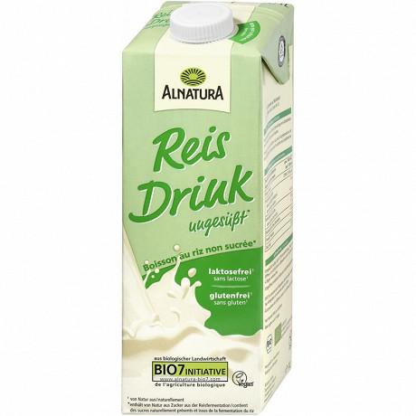 Alnatura boisson au riz non sucrée 1l
