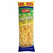 Snack XXL à base de maïs aux oignons salés 300 g