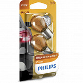 Philips ampoules voiture PY 21 W 12V