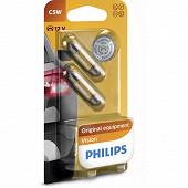 Philips ampoules C5 W 12V