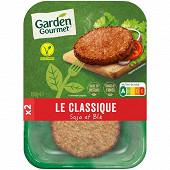 Herta le bon végétal steak soja & blé 150g