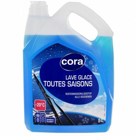Cora lave glace toutes saisons 5l